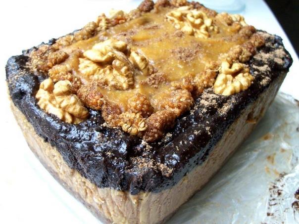 Сыроедческие торты рецепты с фото